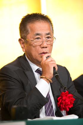 一般社団法人日本遊技事業関連協会 庄司孝輝会長