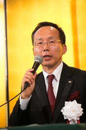 同友会 松田高志代表理事
