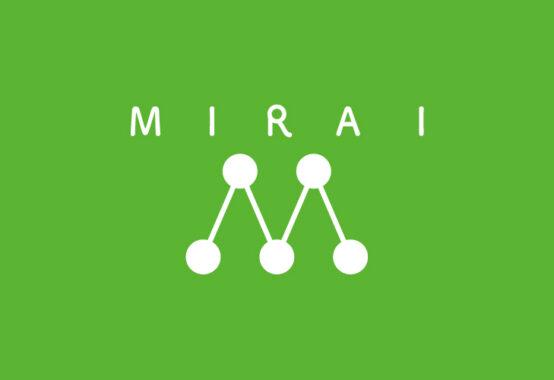MIRAI ロゴ